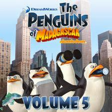Những Chú Chim Cánh Cụt Đến Từ Madagascar - Vol. 5: Tập 1
